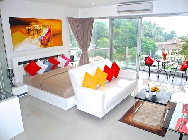 New Apartment close to Karon Beach