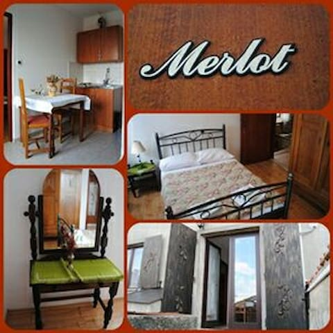 Apartment Merlot - Bačva