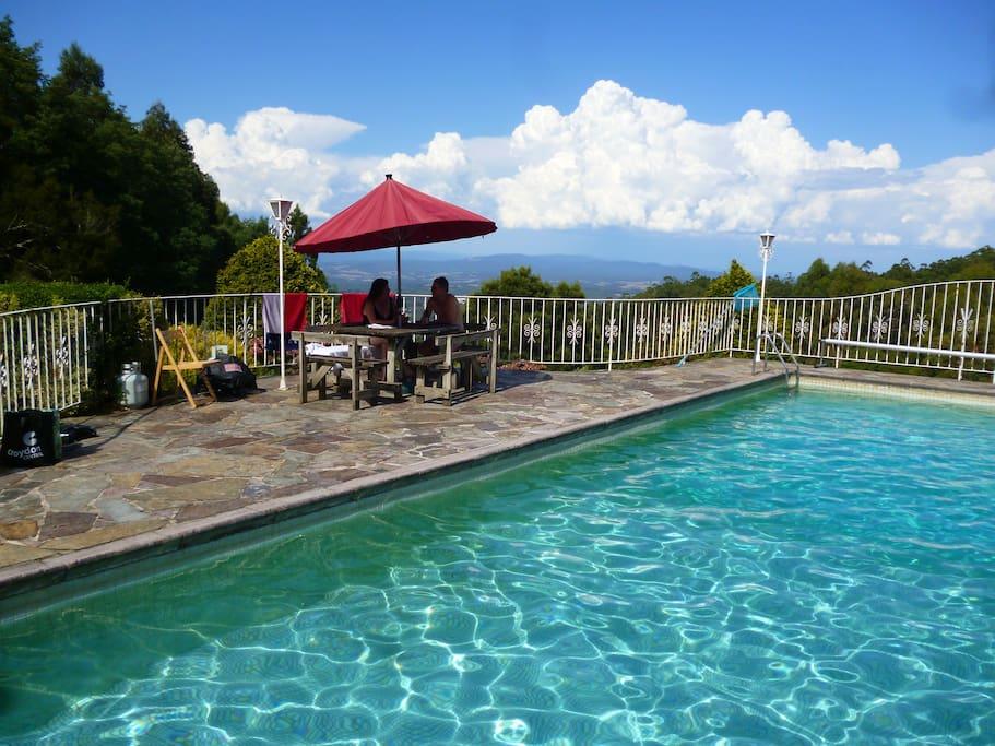 Pool for anyone?