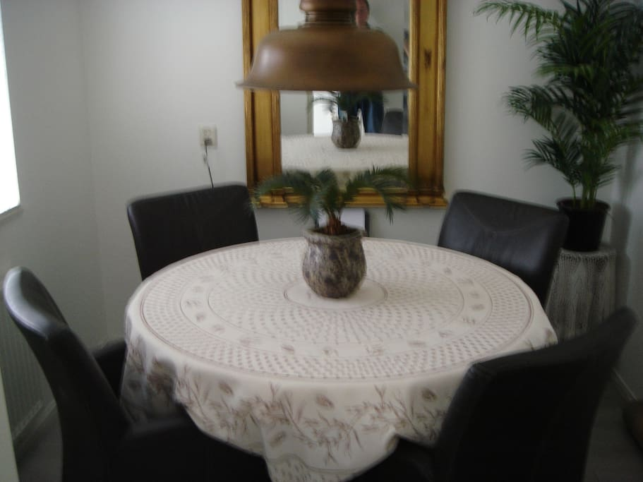Eetkamer