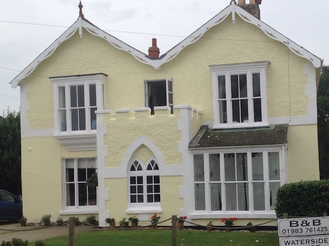 Victorian Seaside Villa B&B - Yarmouth - Bed & Breakfast