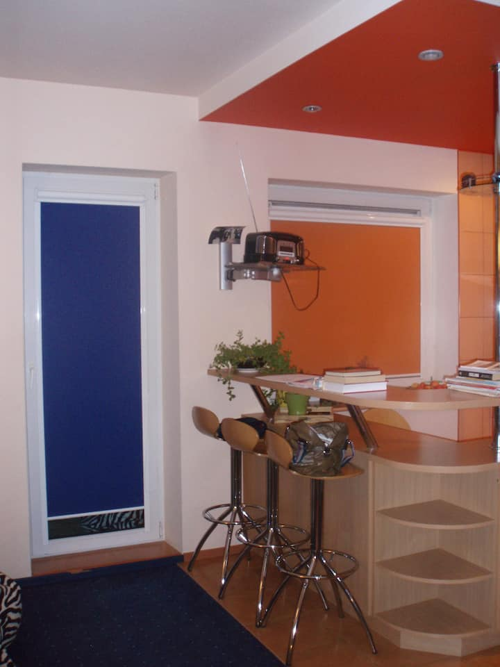 Simple place to stay in Vilnius!