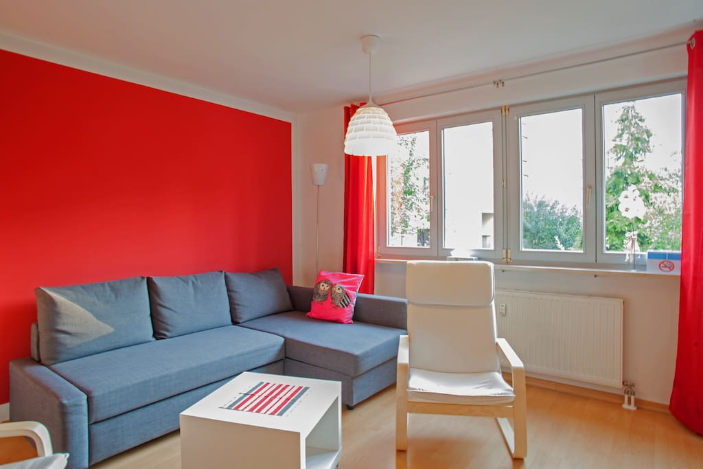 Wohnzimmer,living room , come in and relax.