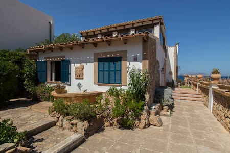 Seafront house in Mallorca - Urbanització s'Estanyol - Hus