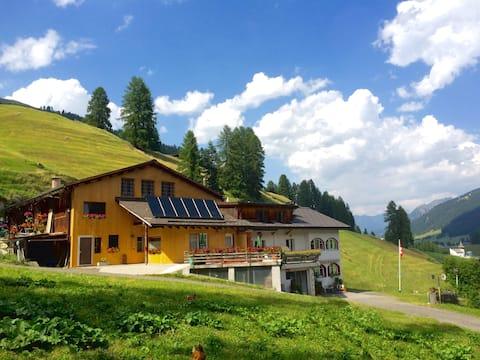 Kleintierbauernhof  3 Zim. W.