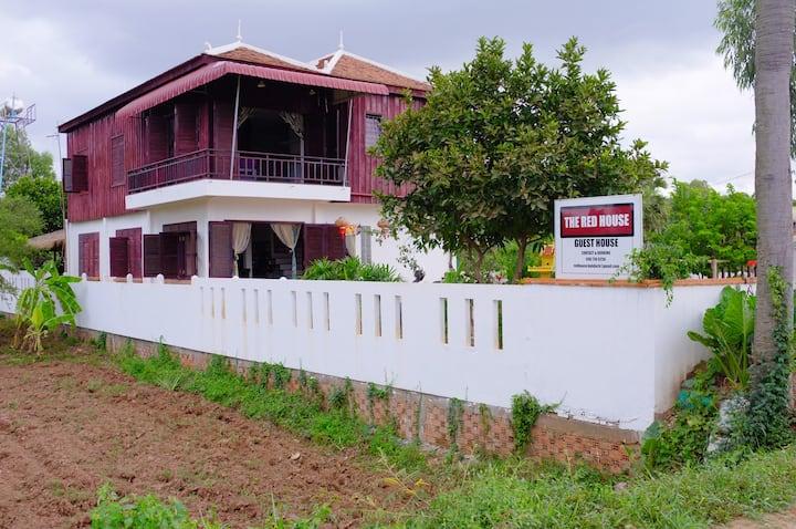 Red House île de la soie, Koh Dach