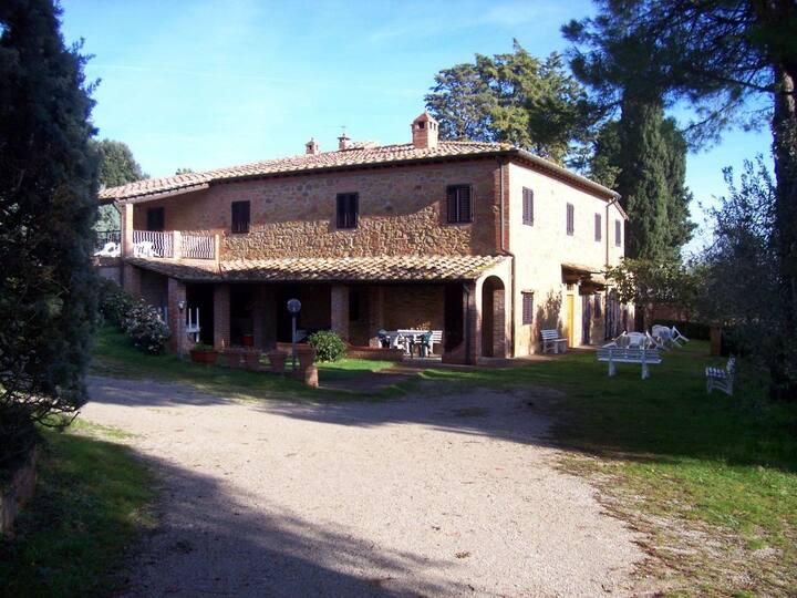 Villa Padronale con piscina