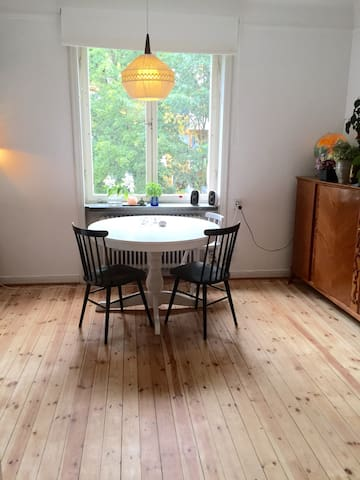 Central & cosy flat on Kungsholmen