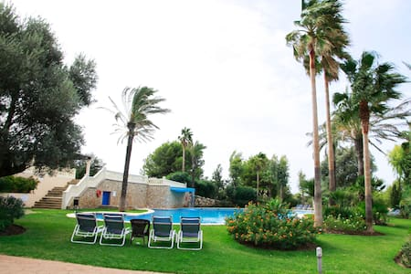 Peace and romantic Oasis in Betlem - Arta - Wohnung