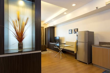 Large studio within Shang complex - Mandaluyong - Appartement