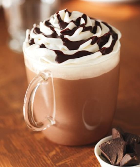 Hot Chocolate for cozy nights in!!