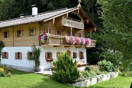 Appartments in den Kitzbühler Alpen - 6382 Kirchdorf Erpfendorf - Wohnung