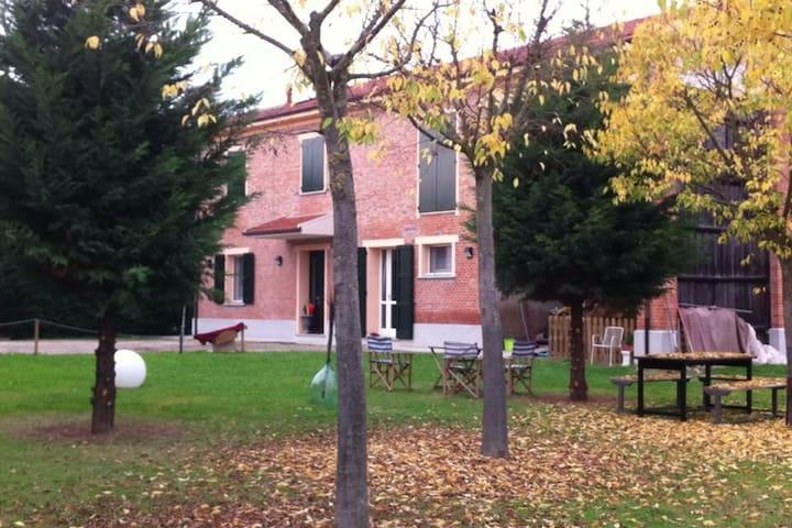 CASA PRIVATA - Sasso Morelli - Huis