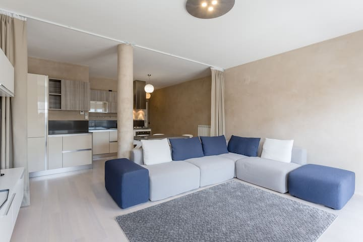 New flat few steps from the lake - Padenghe Sul Garda - Apartment