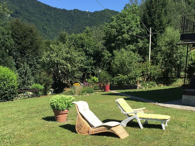 Sole, natura e montagna - Viù - Appartement
