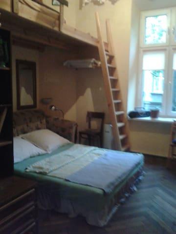 Studio in Cracow centrum - Cracovia - Departamento