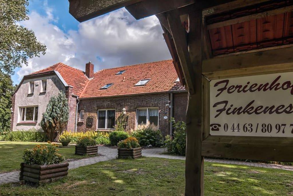 200 qm ferienwohnung an der nordsee in wangerland niedersachsen deutschland. Black Bedroom Furniture Sets. Home Design Ideas