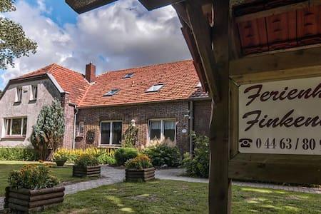 200qm Ferienwohnung an der Nordsee! - Wangerland - 其它