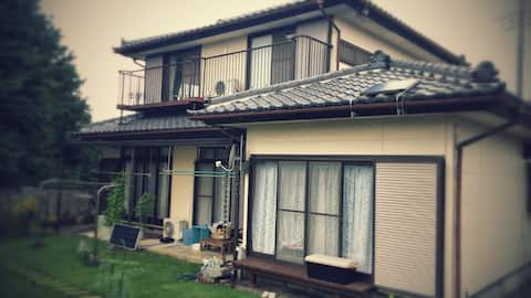 Home Easy Access to Nikko and Tokyo
