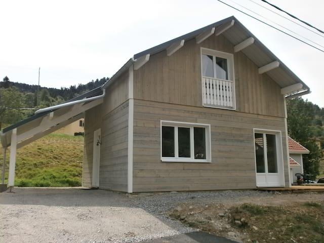 Chalet neuf - La Bresse - Chatka w górach