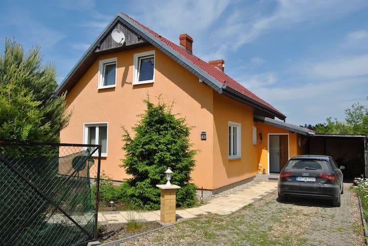 House in Kosobudz - Kosobudz Osiedle Wisniowe Nr.2 - Hus