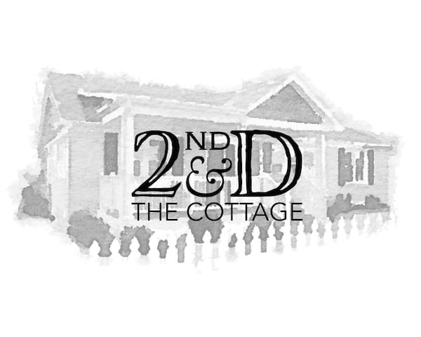 The Cottage at Second and D (Just off the Square) - เบนตันวิล