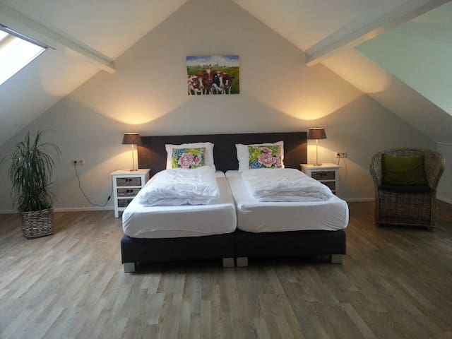 Bed and Breakfast De Rivierduin - Hattem - Bed & Breakfast