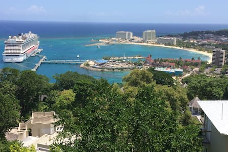 Studio apartment in Sky Castle - Ocho Rios - Wohnung
