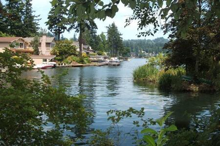 Downtown Lake Oswego! - Townhouse
