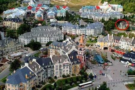 Mont Tremblant - Mont-Tremblant - Condominium