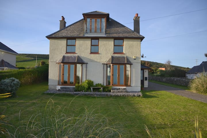 Broad Park, Rhossili stunning views - Swansea - Bed & Breakfast