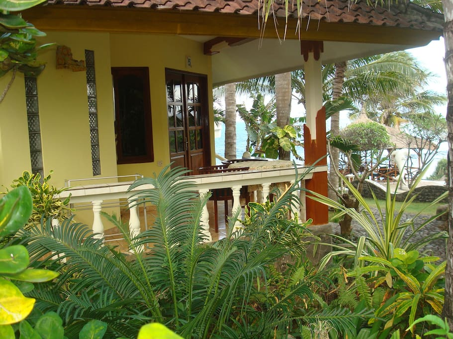 side view of your bungalow