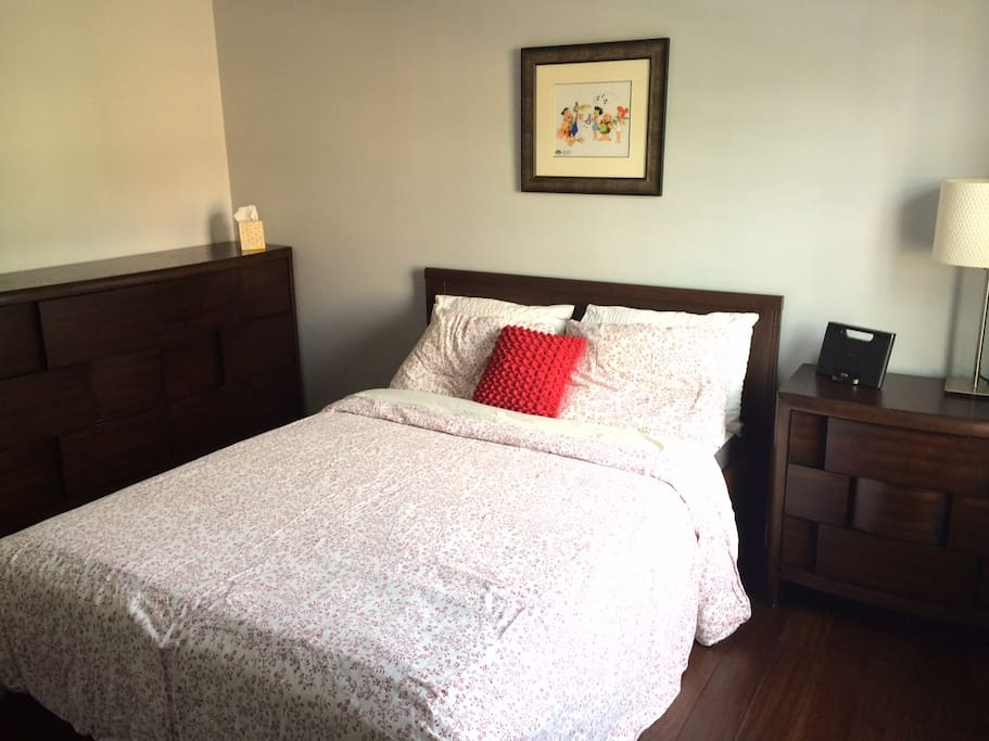 2nd Floor Bedroom (see our other listing for availability)