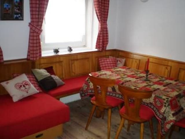 Large apartment in san Candido - San Candido - Pis