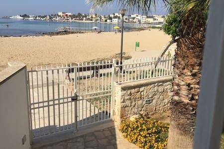SALENTO ...Villetta sulla spiaggia
