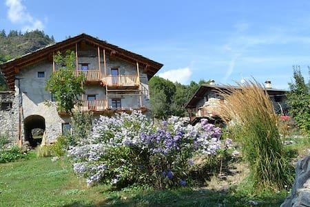 Appartamento  in Valle Maira (CN) - Prazzo Inferiore - Apartament