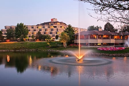 Hilton Indian Lakes Resort - Bloomingdale - Muu