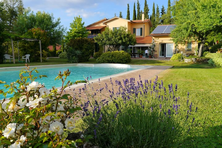 """Il Crinale"" holiday house - Subbiano - House"