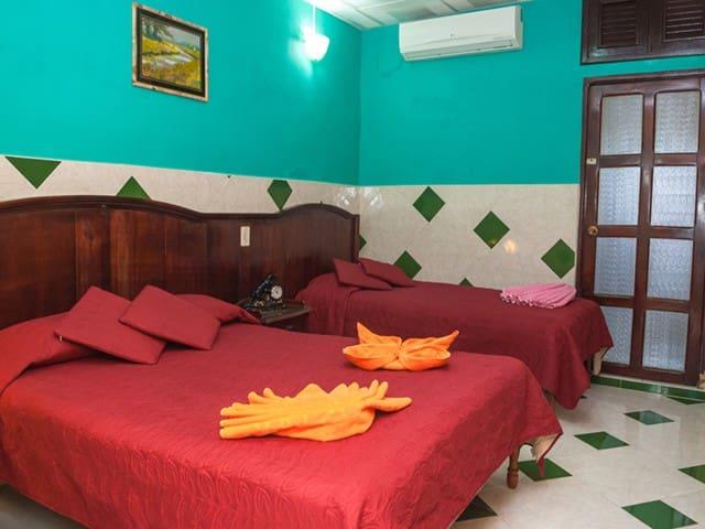 Puchy's House - Room2 - Camagüey - Apartemen