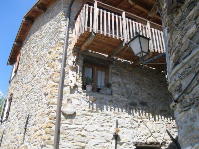 Casa graziosa in valle Argentina - Molini di Triora