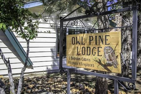 Owl Pine Cabin - 1BR Home King #1553