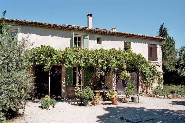 Lovely french, provencal Farmhouse - Sénas