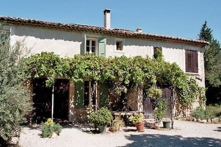 Lovely french, provencal Farmhouse - Sénas - Haus