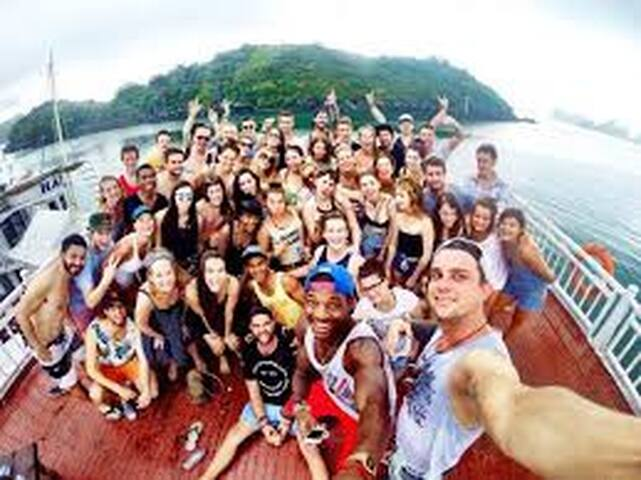 Halong Party Cruise Tour
