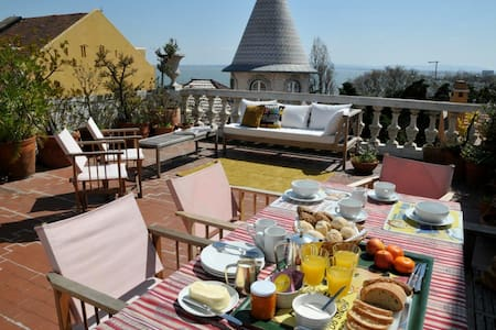 Lapa Terrace, Luxury Apartment