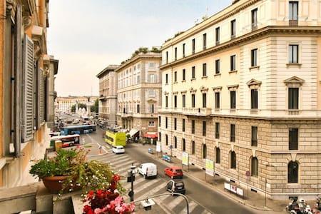 Stupendo appartamento centro roma