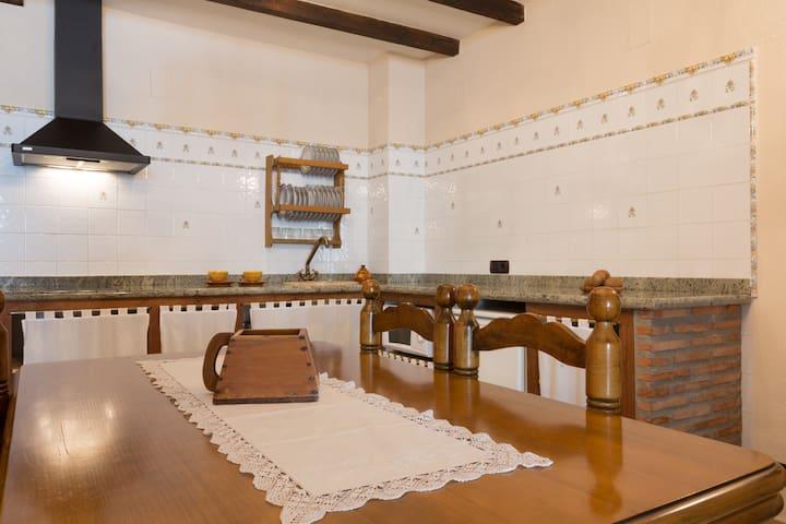 Estudio Rural Familiar, Sant Mateu - Sant Mateu - Apartment