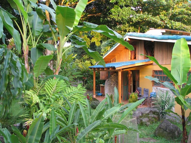 Find adventure in small town Costa Rica. Paradise! - Naranjito - House
