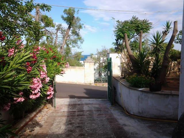 VILLA SALENTINA a 50 metri dal mare - Marina Serra