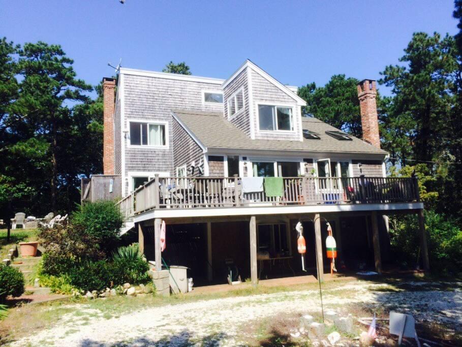 3 bedroom wellfleet gem private houses for rent in wellfleet massachusetts united states